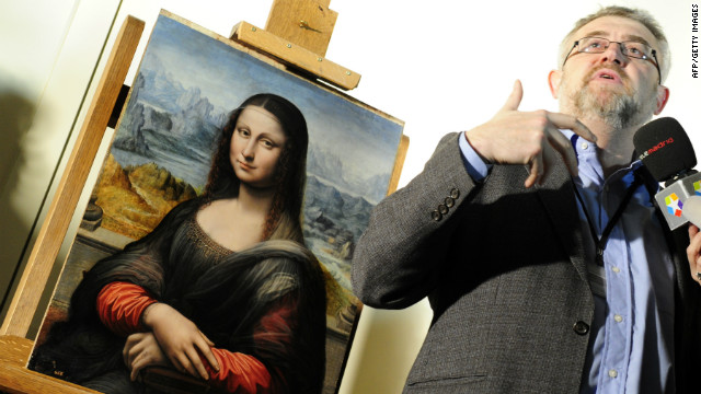 Prado reveals earliest copy of \'Mona Lisa\'