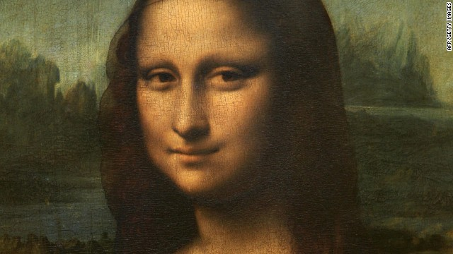 Leonardo da Vinci took advantage of the differences in the human central and peripheral visual systems to create a dynamic smile in the &quot;Mona Lisa.&quot; 