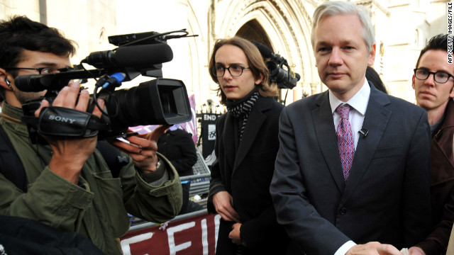 Assange court to rule on extradition over sex claims