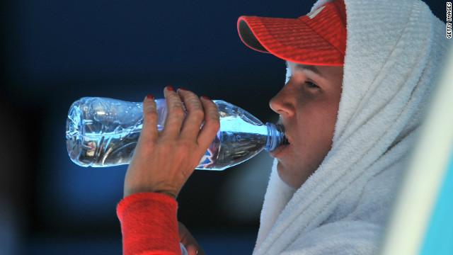 Former world No. 1 Caroline Wozniacki was beaten by Kim Clijsters in her only grand slam final at the 2009 U.S. Open.
