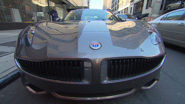 Fisker, recipient of government loans, lays off 75% of workforce