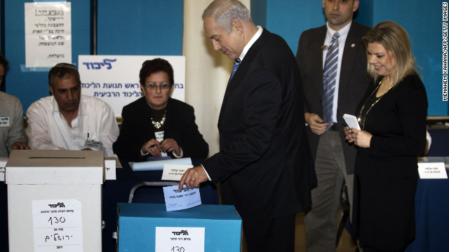 Netanyahu wins Likud party primary