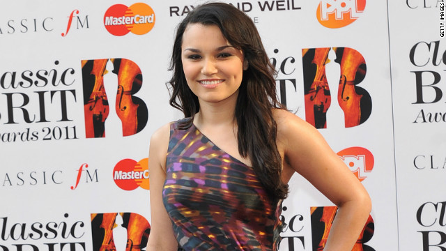 Samantha Barks, not Swift, takes Eponine role