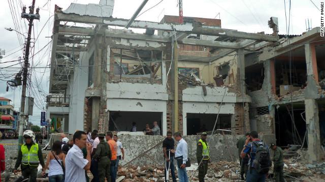 Al menos 9 muertos por motobomba en Colombia