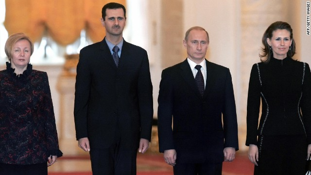 Why Russia won't cut Syria loose