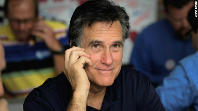 Romney wins Florida primary, CNN projects
