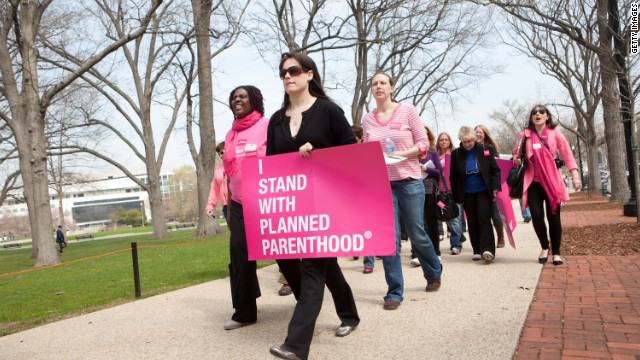 Overheard on CNN.com: Politics of Komen's Planned Parenthood reversal