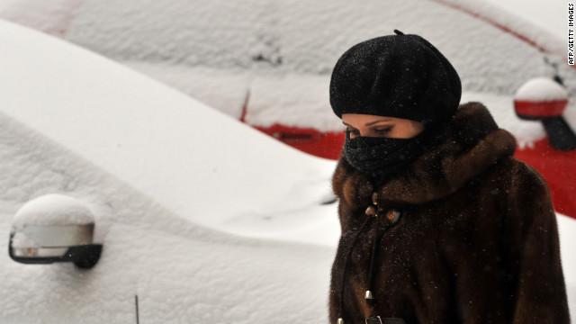 Europa se muere de frío