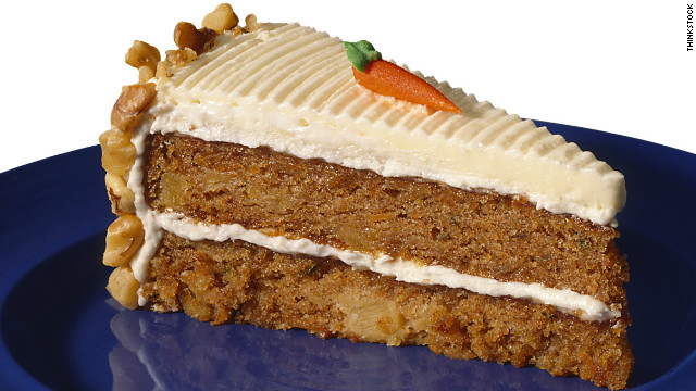 Breakfast buffet: National carrot cake day