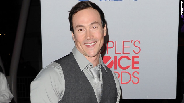 Chris Klein will play a charismatic politician in