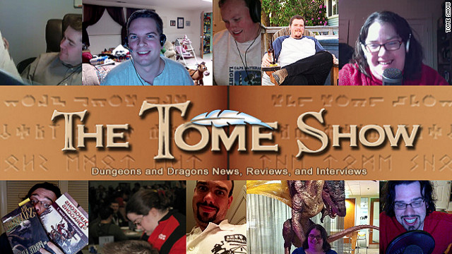Podcast Spotlight: 'The Tome Show' a deep dive for D&D fans