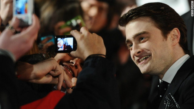 Daniel Radcliffe on playing Ginsberg, post-'Potter' moves