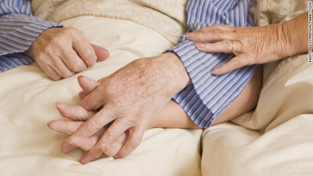 Sexual activity and STD rate up among seniors