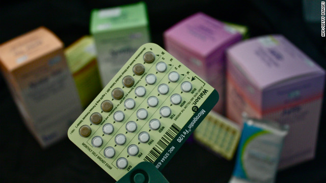 Opinion: Why I'm a Catholic for contraception