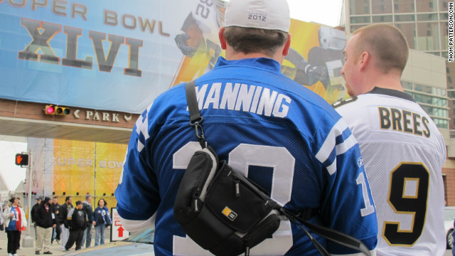 <br/>Decades of strategizing, pitching and planning culminate this weekend as Indianapolis finally gets a chance to host an NFL Super Bowl. Take a walk through the city's Super Bowl Village.