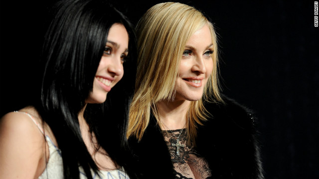 Madonna: Lourdes didn&#039;t get smoking idea from me