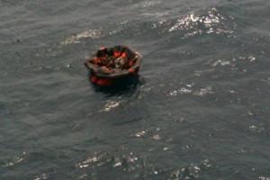 Naufragio en Papúa Nueva Guinea