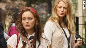 Blair (Leighton Meester) and Serena (Blake Lively) wore school uniforms a lot during the series\' first two seasons.