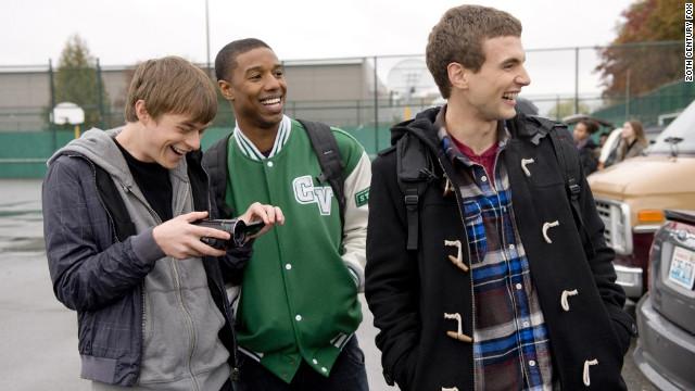 Dane DeHaan, Michael B. Jordan and Alex Russell star in
