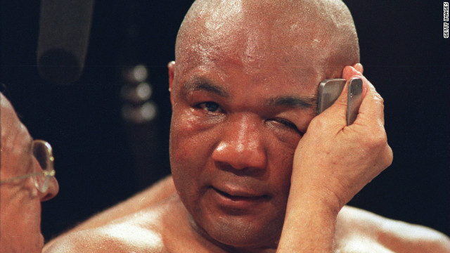 George Foreman accused Dundee of loosening the ring ropes before his famous defeat by Ali in 1974's infamous &quot;Rumble in the Jungle&quot; but later worked with the trainer as he retained his IBF belt in 1995.