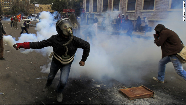Protests escalate in Egypt after deadly soccer riot