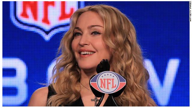 Madonna prepara su actuación para el Super Bowl a pesar de estar lesionada
