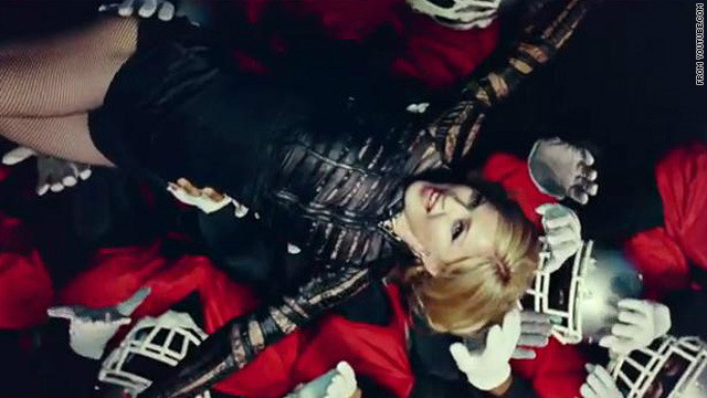 Madonna releases video for 'Give Me All Your Luvin'