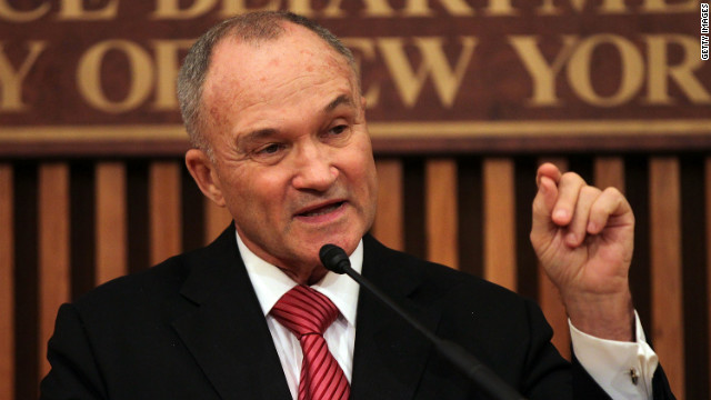 A Muslim group wants Ray Kelly to resign because of his participation in a film that they say paints all Muslims as terrorists.