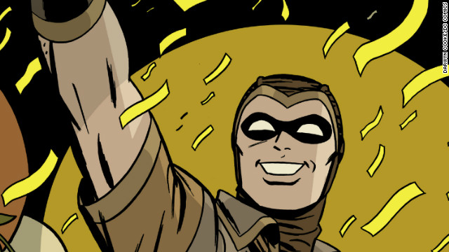 For years, it was unthinkable: a prequel to &quot;Watchmen&quot;? Comics' most acclaimed miniseries got just that in 2012 and 2013, with &lt;a href='http://geekout.blogs.cnn.com/2012/02/03/prequel-to-a-classic-before-watchmen/'&gt;no support whatsoever &lt;/a&gt;from the original's writer, Alan Moore.