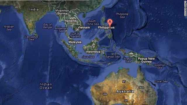 Urgente: sismo de magnitud 6,0 en Filipinas