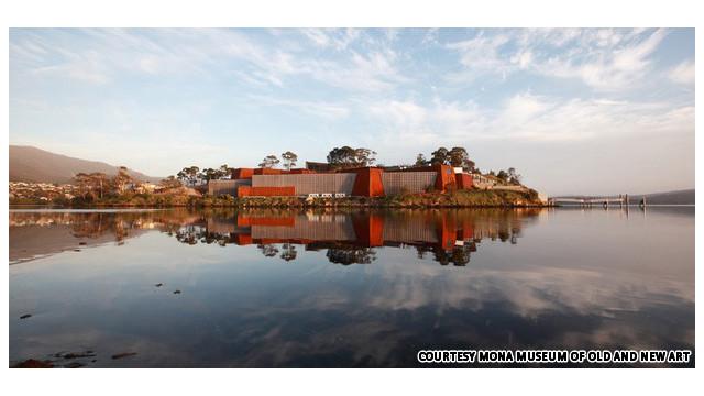 MONA: el museo más excéntrico del mundo