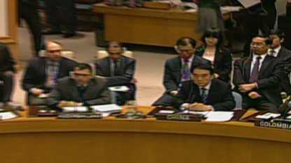 Security Council\'s Syria resolution fails