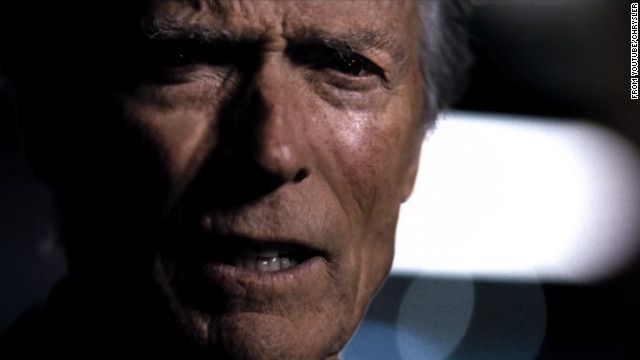 In a Super Bowl ad, Clint Eastwood set out an optimistic view of America's future.