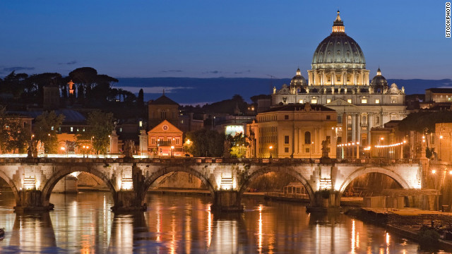 Crisis of faith over Vatican cash machines