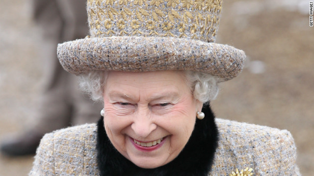 Queen Elizabeth celebrates 60 years on throne