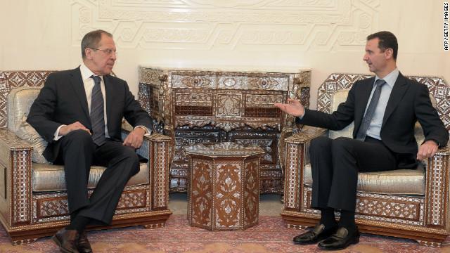 Rusia trata de disuadir a Bachar al Asad para que emprenda reformas en Siria