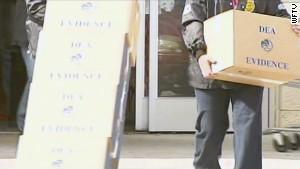 Despite the DEA raid last weekend, the two Sanford, Florida, CVS pharmacies remain open.