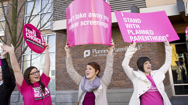 Komen executive resigns after Planned Parenthood controversy