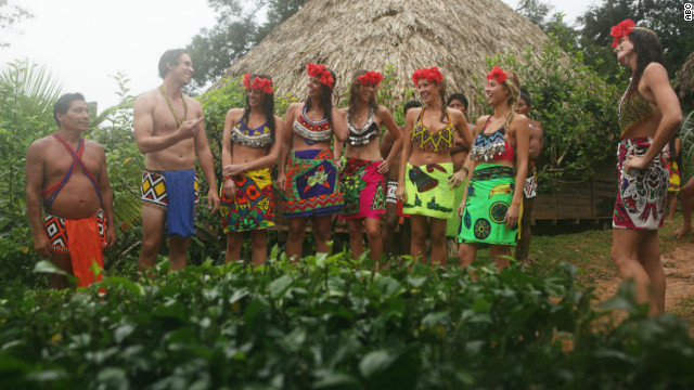 'The Bachelor' goes to Panama