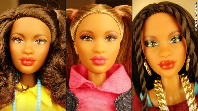 New doll line aims to empower girls of all races