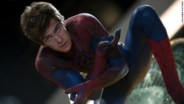 New 'Amazing Spider-Man' trailer arrives