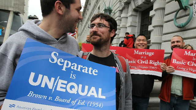 Opinion: Where California same-sex marriage decision goes next