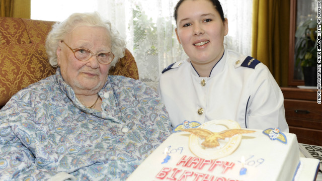 The last known surviving veteran of World War I died on February 4. &lt;a href='http://news.blogs.cnn.com/2012/02/08/last-wwi-survivor-a-woman-dies-at-110'&gt;Florence Green&lt;/a&gt;, 110, was a waitress in Britain's Royal Air Force.