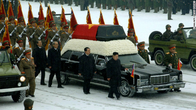 Sorrow & symbolism in North Korea