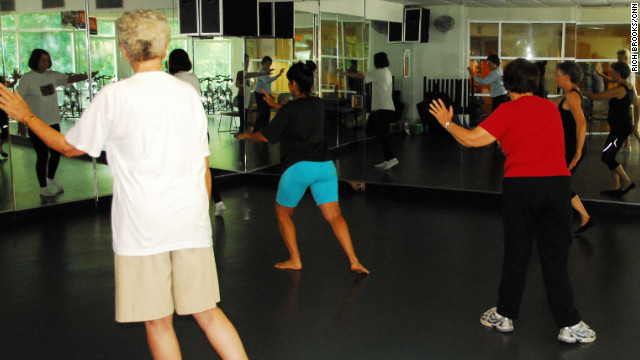 Study: Tai chi improves balance in Parkinson's patients