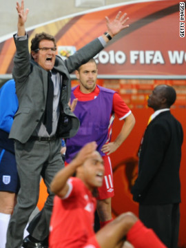 After a strong qualifying campaign England had a nightmare World Cup in South Africa in 2010, winning just one game and being knocked out in the second round by a young and enterprising Germany side.