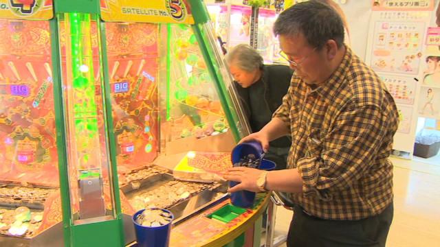 """Los adultos mayores en Japón se convierten en """"gamers"""""""