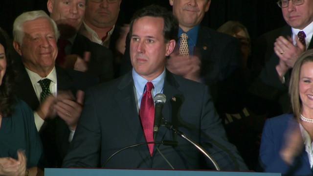 Rick Santorum gana las primarias de Missouri y Minnesota y Colorado