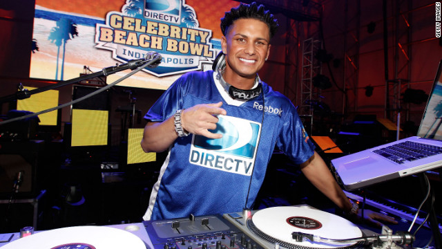 Pauly D's a dad now, and more news to note