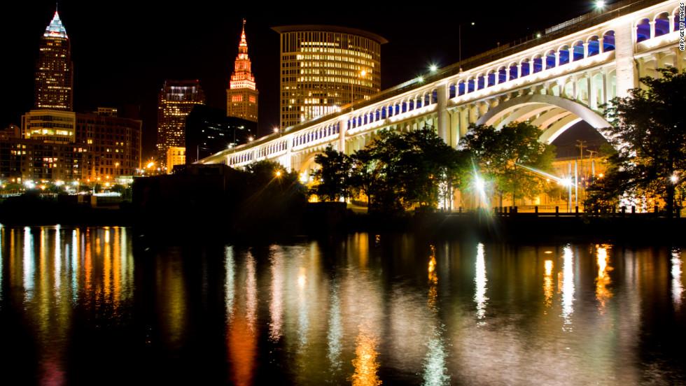 12. Cleveland, Ohio